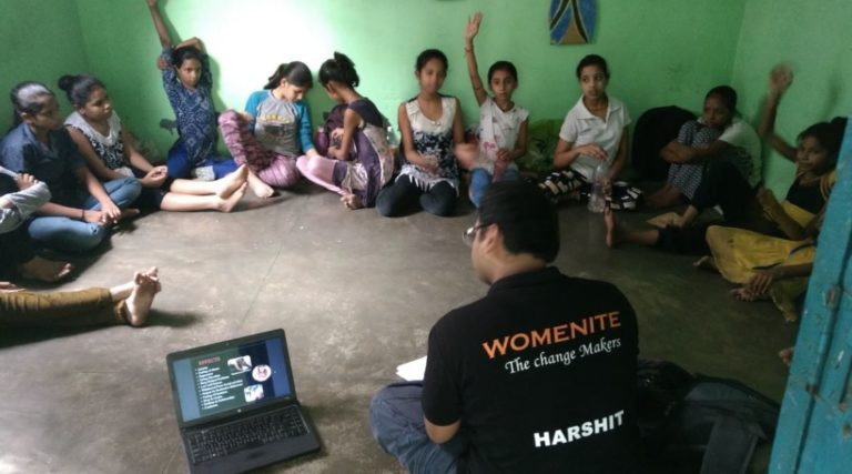 Teach for India_Womenite