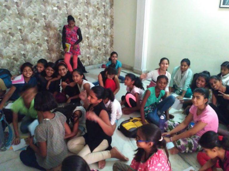 Womenite Teach for India