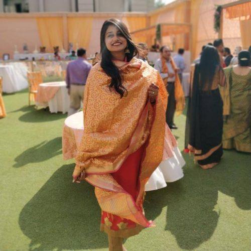 Priyansha Chichra