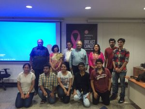 Cluster innovation breast cancer
