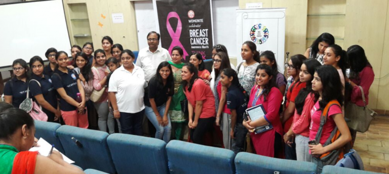 laxmibai breast cancer
