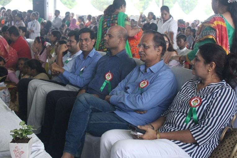Satyendra jain at Udaan beti bachao beti padhao 2