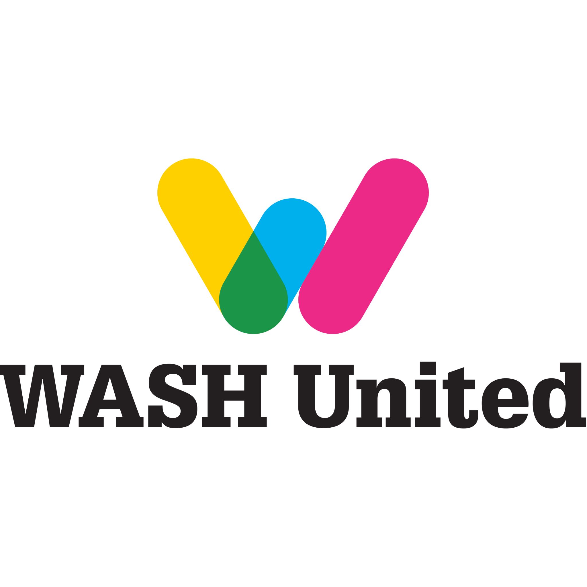 Wash United Logo